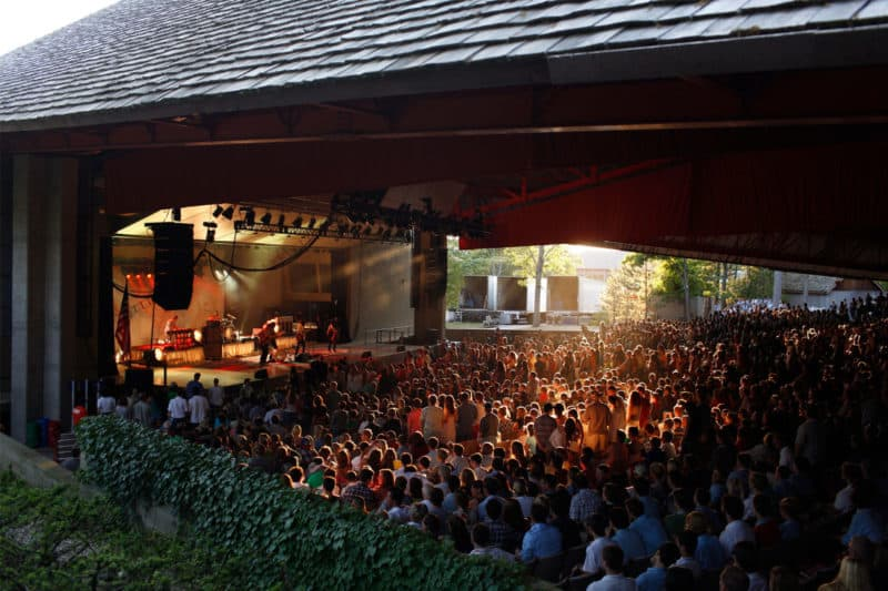 Interlochen Center for the Arts is an important piece of the music scene